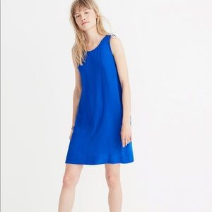 Madewell Lakeshore Buttonback Dress